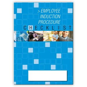 Picture of Employee Induction Procedure Checklist