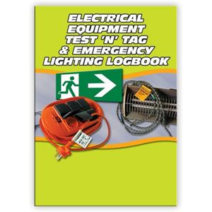 Picture of Electrical Test 'n' Tag & Emergency Lighting Logbook