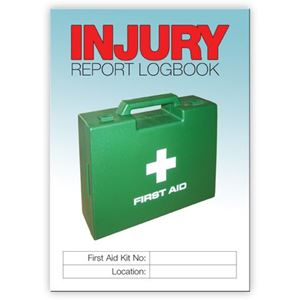 Picture of Injury Report Logbook