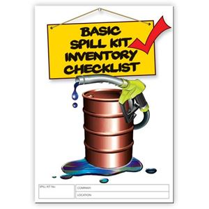 Picture of Basic Spill Kit Checklist