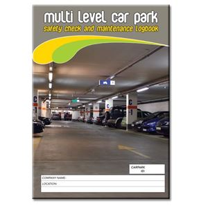 Picture of Multi Level Car Park Safety Check Logbook