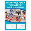 Picture of Automotive Workshop Tools Safety Check Logbook