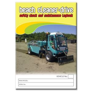 Picture of Beach Cleaner - DRIVE Safety Check Logbook