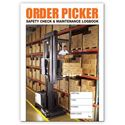 Picture of Order Picker Safety Check Logbook