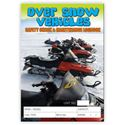 Picture of Over Snow Vehicles Safety Check Logbook