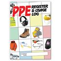 Picture of PPE Register & Usage Log