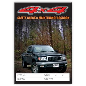 Picture of 4x4 Safety Check Logbook