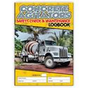 Picture of Concrete Agitator Safety Check Logbook
