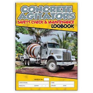 Picture of Concrete Agitator Safety Check Logbook