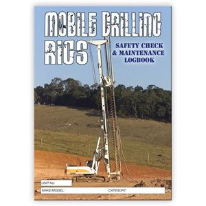 Picture of Mobile Drilling Rigs Safety Check Logbook
