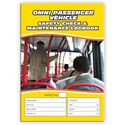 Picture of Omni Bus Safety Check Logbook
