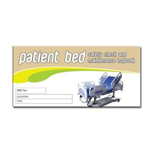 Picture of Patient Bed Safety Check Logbook