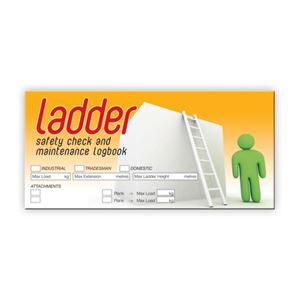 Picture of Ladder Safety Check Logbook