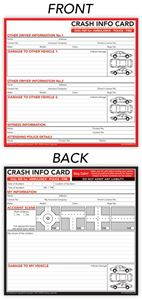 Picture of Crash Info Card