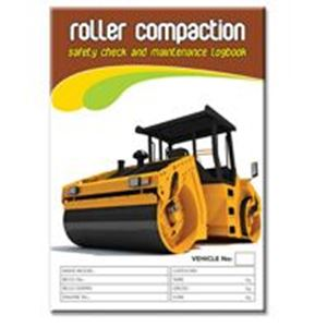 Picture of Roller Compaction 'DUPLICATE' Safety Check Logbook